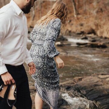 Dlaczego mąż szuka zguby, którą żona widzi od razu?