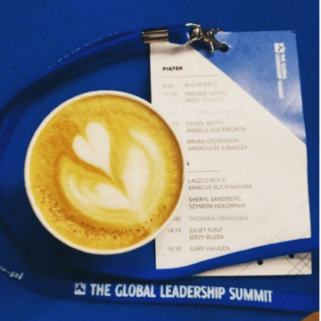 Global Leadership Summit 2017 – 3 najbardziej inspirujące wykłady
