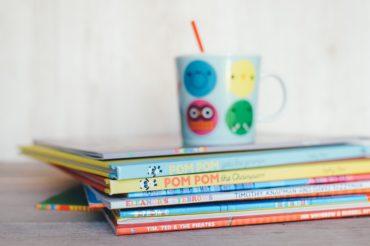 Książki dla dzieci na trudne emocje