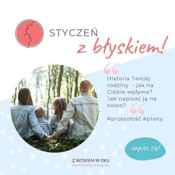 Rodzina z Błyskiem w Oku – nowa grupa!